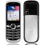 Kenxinda M2 Dual Sim Phone (Black)[1 Year Manufacturer warranty]  + Earphone with mike and card reader Free (worth Rs.399)