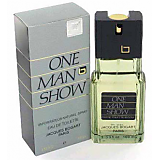 One Man Show Eau De Toilette 100ml Vaporisateur Natural Spray Jacques Bogart Paris (Highly Concentrated Perfume) Made In France