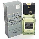One Man Show Eau De Toilette 100ml Vaporisateur Natural Spray Jacques Bogart Paris (Highly Concentrated Perfume) Made In France