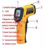 IR Infrared Gun Thermometer Digital Temperature Meter Tester Non-Contact Laser