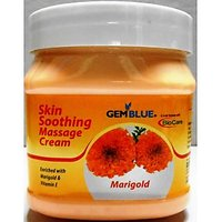 Biocare Skin Soothing Massage Cream Marigold Flavor 500 Ml