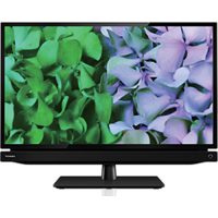 Toshiba 32P2400 32 Inches LED TV (Black)