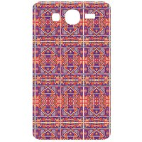 Tribal Mayan Pattern Back Cover Case For Samsung Galaxy Grand I9082