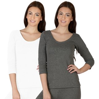 Selfcare Set Of 2 Women Thermal Top