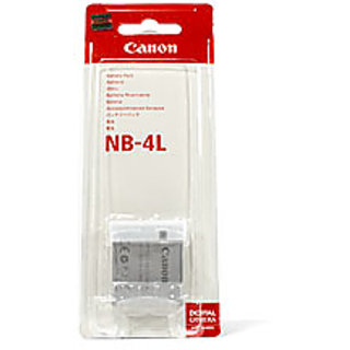 BRAND NEW NB-4L CANON CAMERA BATTERY