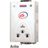 Padmini Archie Gas Water Heater