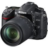 Nikon D7000 SLR (Black) with AF-S 18-105mm VR Kit Lens