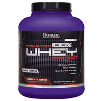 Ultimate Nutrition - Prostar 100 % Whey- 5 Lbs Chocolate