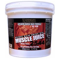 Ultimate Nutrition Muscle Juice- 4.75 Kg (10.45 Lbs) Strawberry