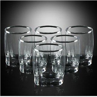 Pasabahce Dance Liqueur(Shot) Glass Set Of 6 - Made in Turkey