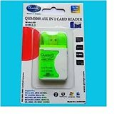 NEW All In One Quantum QHM-5088 Multi Memory Card Reader USB 2.0 With LED
