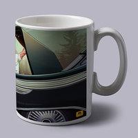 Gta 5 Stunning Coffee Mug