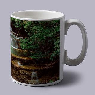 Waterfall coffee