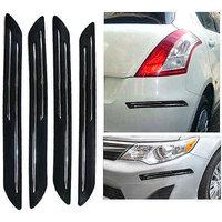 DGC Double Chrome Bumper Scratch Protectors For Hyundai Grand I 10