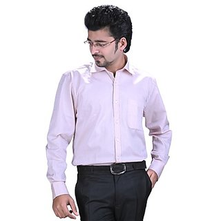 SPEAK Pink Self Checks Shirt