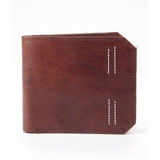 Walletsnbags Modish Eco Mens Men's Wallet - Dark Tan