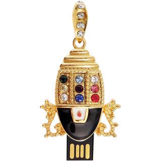 Enter Divine Pen Drive 8 GB-Tirupati Balaji