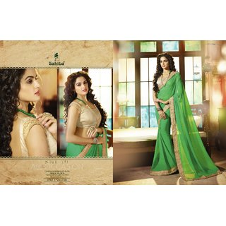 Sahiba Fancy Designer Saree - Party Wear - 401