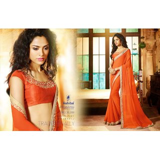Sahiba Fancy Designer Saree - Party Wear - 404