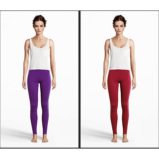 Pack of 2 TSX Leggings + Free Gift at Rs. 297 – ShopClues