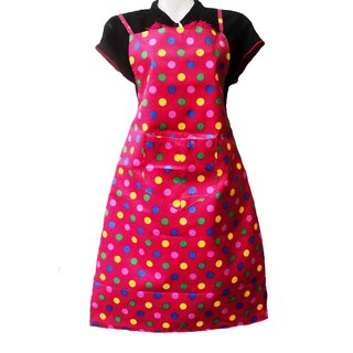 Cotton Kitchen Safety Apron to be used while working in Kitchen