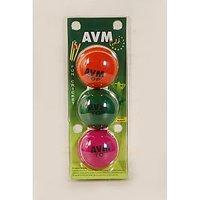 Avm Gold Tennis Ball Pack Of 3