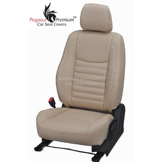Volkswagen Polo Leatherite Customised Car Seat Cover pp281