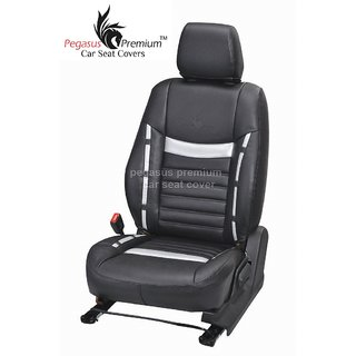 Volkswagen Polo Leatherite Customised Car Seat Cover pp279
