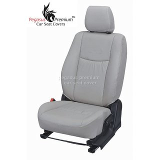 Mahindra Scorpio Leatherite Customised Car Seat Cover pp585