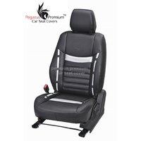 Tata Saffari Strom Leatherite Customised Car Seat Cover pp679