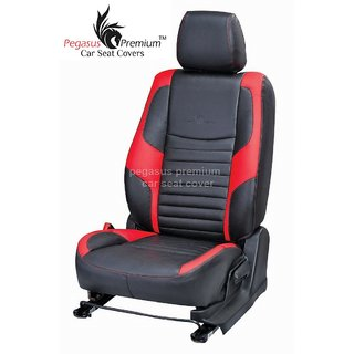 Nissan Micra Leatherite Customised Car Seat Cover pp876