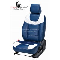 Mahindra Quanto Leatherite Customised Car Seat Cover pp1018
