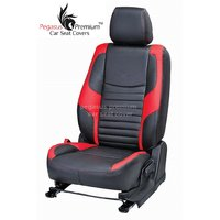 Mahindra Quanto Leatherite Customised Car Seat Cover pp1022