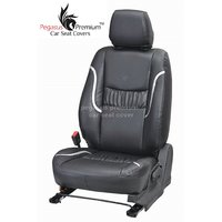 Mahindra Quanto Leatherite Customised Car Seat Cover pp1011