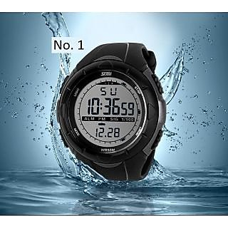 Cheap but high quality imported Watch- Skmei Men Digital high quality , 50M WR
