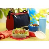 TUPPERWARE BEST LUNCH WITH INSULATED BAG