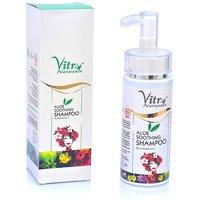 Vitro naturals Certified Organic Aloe Soothing Shampoo 150 ml