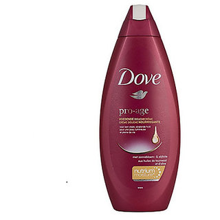 DOVE PRO.AGE VOEDENDE DOUCHECREAM CREAM DOUCHE NOURRISSANTE CREAME SHOWER GEL