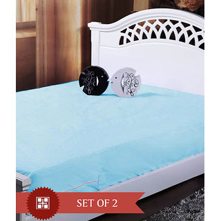FabLooms Mattress Protector- Set of 2 at Rs.144 + Shipping (MRP Rs.699) from Shopclues
