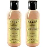 Khadi Shikakai Honey Conditioner (Twin Pack)