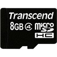 Transcend 8GB Micro SDHC Class 4