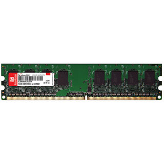 SIMMTRONICS DESKTOP RAM DDR2 1 GB 800Mhz