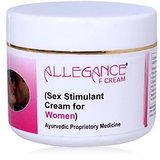 Allegance F Sex Stimulant Cream for Female (Wholesale pack of 72 bottles)
