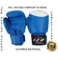 Boxing Gloves Pure Leather