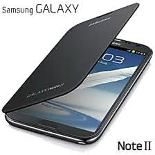 flip cover samsung galaxy note 2 available at ShopClues for Rs.183