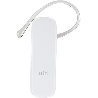 Callmate Stereo Bluetooth Headset BH803 with NFC function Multipoint - White