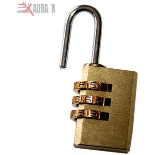 Adraxx Combination Number Lock