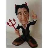Hollywood Funny Sculpture: Al Pacino