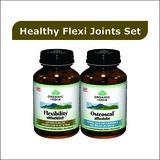 Healthy & Flexi Joints Set - 1 Flexibility + 1 Osteoseal Bottles