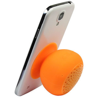 Wireless-Bluetooth-Speaker-Cum-Handsfree-With-Mic/Mushroom-Speakers